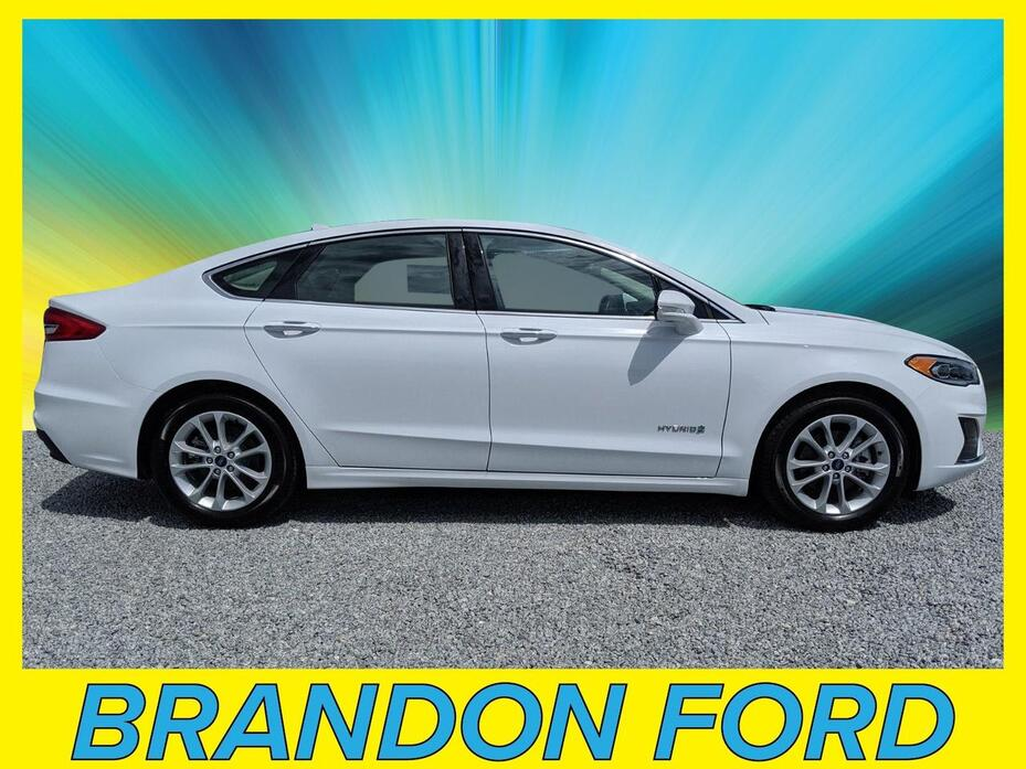 2019 Ford Fusion Hybrid SEL Tampa FL