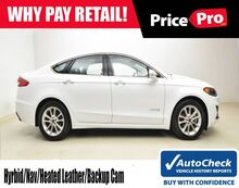 2019_Ford_Fusion Hybrid_SEL w/Nav/Sunroof_ Maumee OH