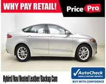 2019_Ford_Fusion Hybrid_SEL w/Navigation_ Maumee OH