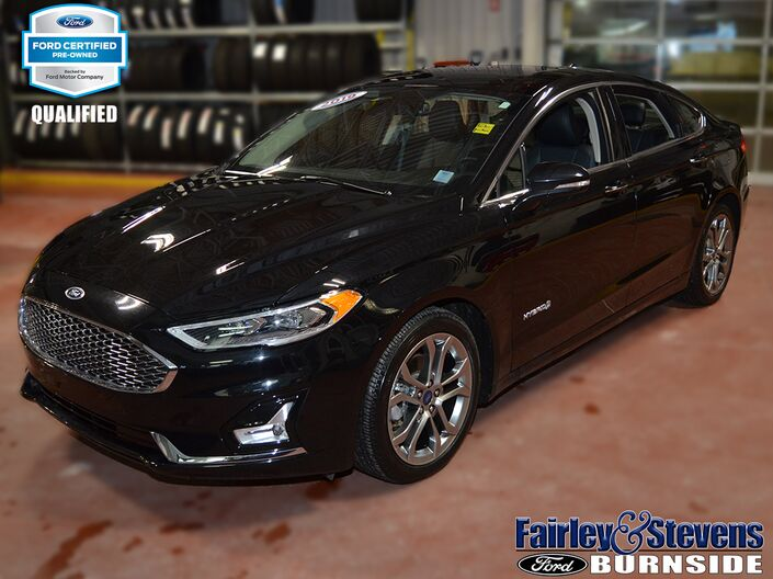 2019 Ford Fusion Hybrid Titanium Dartmouth NS