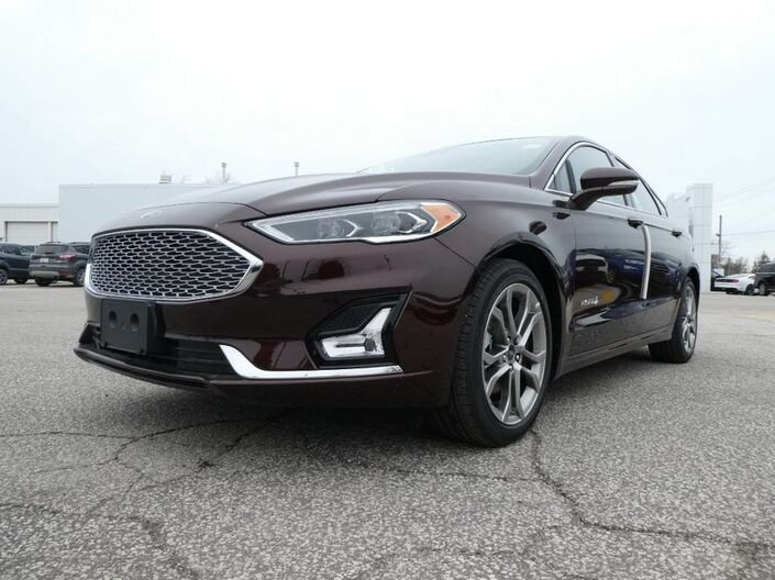 2019 Ford Fusion Hybrid Titanium Essex ON