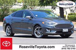 2019_Ford_Fusion Hybrid_Titanium_ Roseville CA