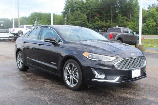 2019 Ford Fusion Hybrid Titanium Washington MO