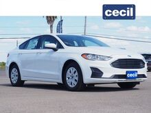 2019_Ford_Fusion_S_  TX