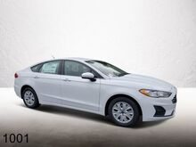 2019_Ford_Fusion_S_ Belleview FL