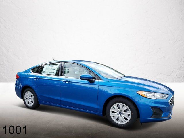 2019 Ford Fusion S Belleview FL