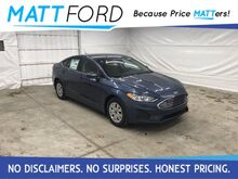 2019_Ford_Fusion_S_ Kansas City MO