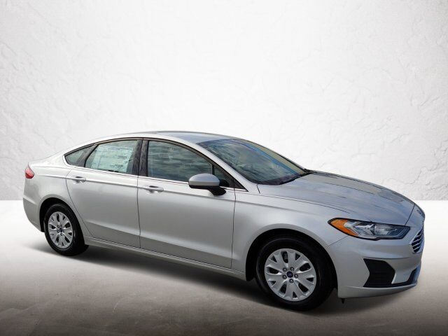2019 Ford Fusion S Clermont FL