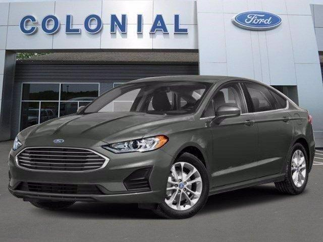 2019 Ford Fusion S FWD Marlborough MA
