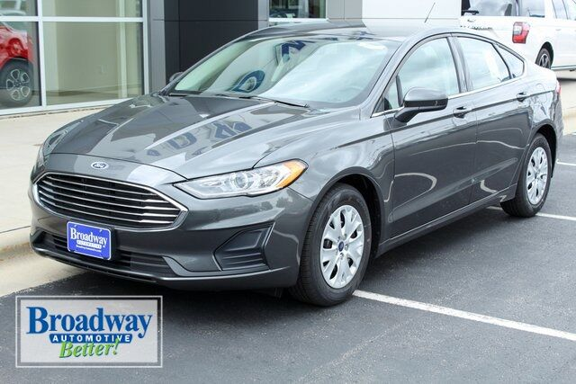 2019 Ford Fusion S Green Bay WI