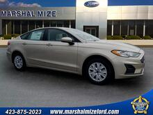 2019_Ford_Fusion_S_ Chattanooga TN