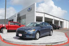2019_Ford_Fusion_S_ McAllen TX
