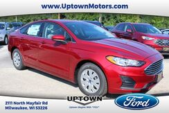 2019_Ford_Fusion_S_ Milwaukee and Slinger WI