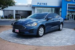 2019_Ford_Fusion_S_ Mission TX