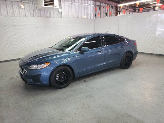 2019 Ford Fusion S Oroville CA