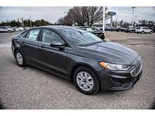 2019_Ford_Fusion_S_ Pampa TX