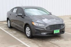 2019_Ford_Fusion_S_ Paris TX