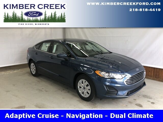 2019 Ford Fusion S Pine River MN
