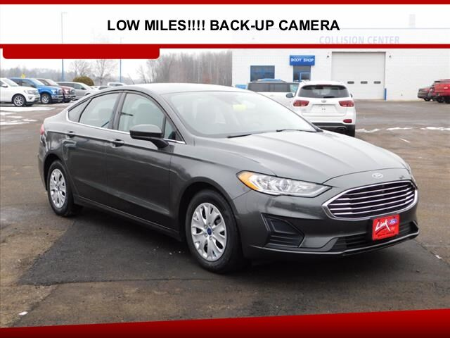 2019 Ford Fusion S Rice Lake WI