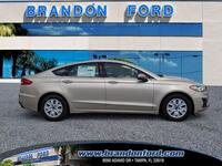 Ford Fusion S 2019