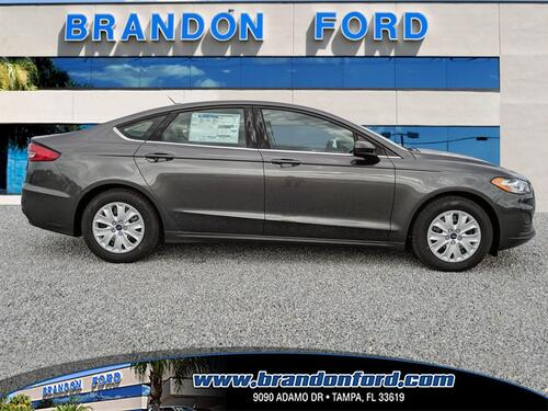 2019 Ford Fusion S Tampa FL