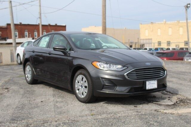 2019 Ford Fusion S Mexico MO