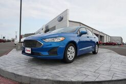 2019_Ford_Fusion_S_ Weslaco TX