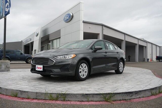 2019 Ford Fusion S Weslaco TX