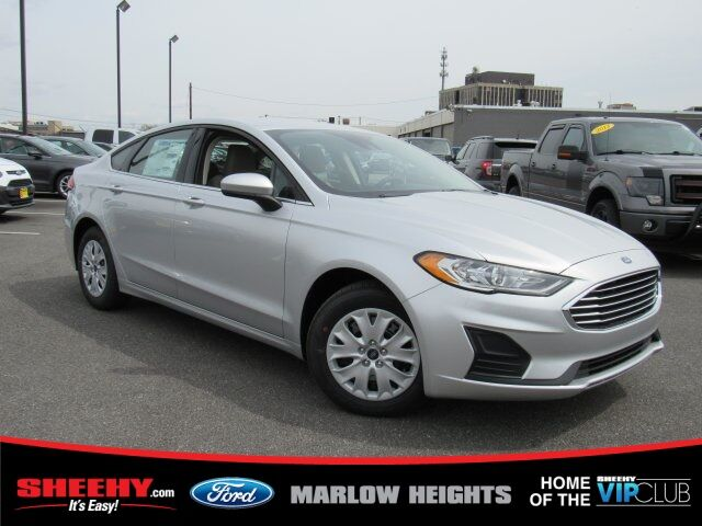 2019 Ford Fusion S 4D Sedan Suitland MD