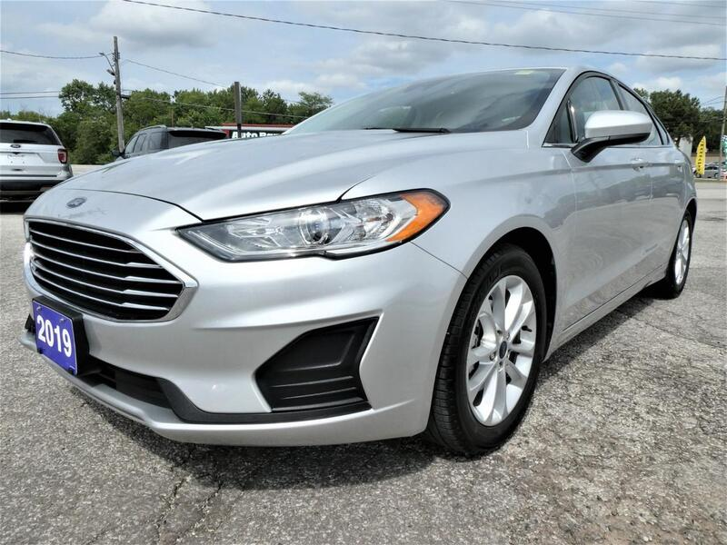 2019 Ford Fusion *SALE PENDING* SE | Adaptive Cruise | Navigation | Blind Spot Detection Essex ON