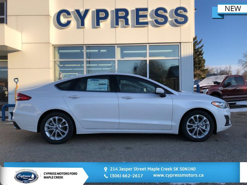 2019 Ford Fusion SE  - Heated Seats - $219 B/W Maple Creek SK