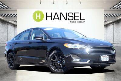 2019_Ford_Fusion_SE_ Santa Rosa CA