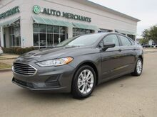 2019_Ford_Fusion_SE, Back-Up Camera, Bluetooth Connection, Under Factory Warranty_ Plano TX