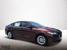 2019_Ford_Fusion_SE_ Belleview FL