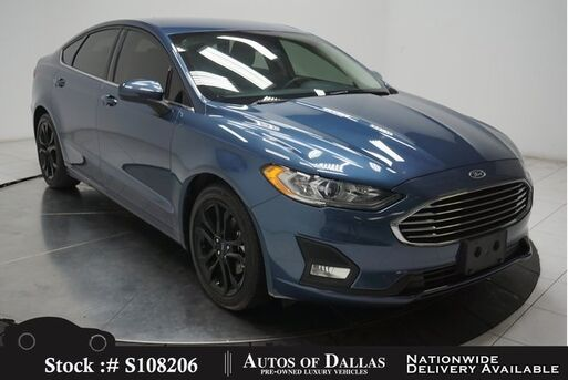 2019_Ford_Fusion_SE CAM,KEY-GO,18IN WLS,BLIND SPOT_ Plano TX