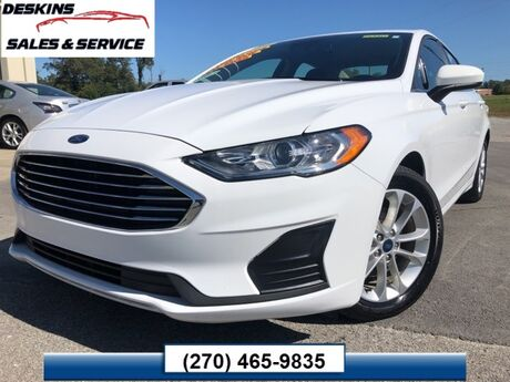 2019 Ford Fusion SE Campbellsville KY