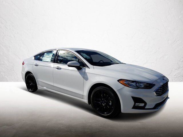 2019 Ford Fusion SE Clermont FL