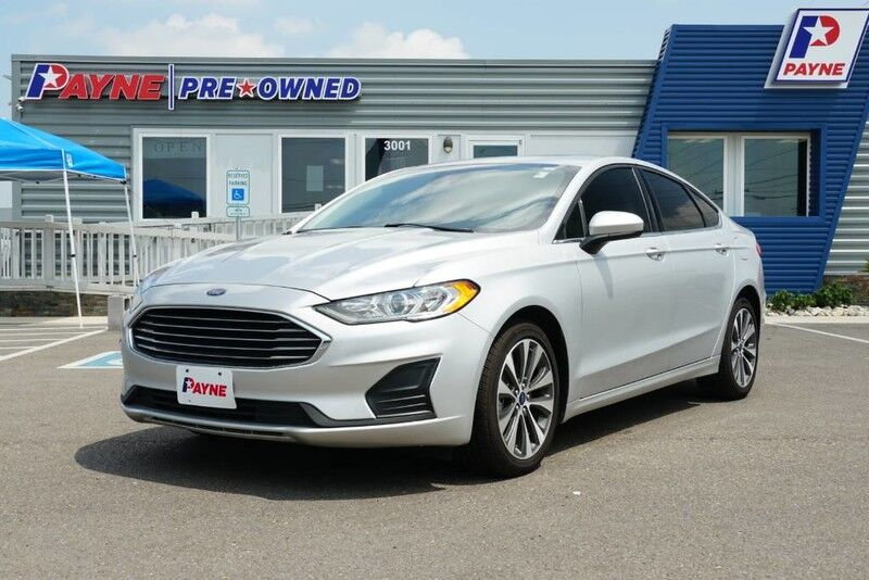 2019 Ford Fusion SE Edinburg TX