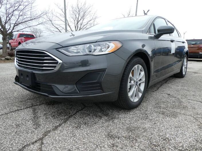 2019 Ford Fusion SE Essex ON
