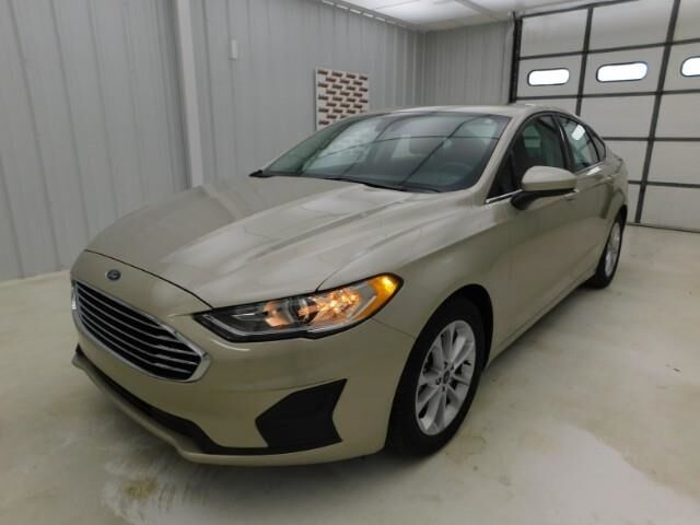 2019 Ford Fusion SE FWD Manhattan KS