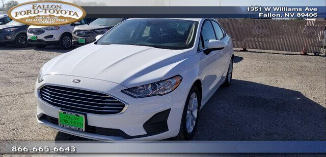 2019 Ford Fusion SE Fallon NV