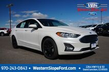 2019 Ford Fusion SE Grand Junction CO