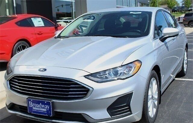 2019 Ford Fusion SE Green Bay WI