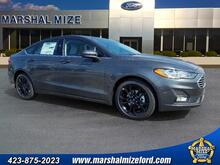 2019_Ford_Fusion_SE_ Chattanooga TN