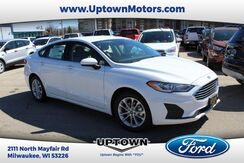 2019_Ford_Fusion_SE_ Milwaukee and Slinger WI