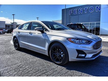 2019 Ford Fusion SE Pampa TX