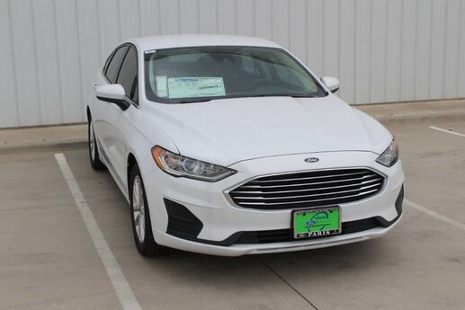 2019 Ford Fusion SE Paris TX