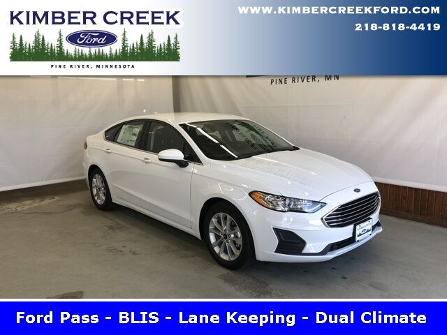 2019 Ford Fusion SE Pine River MN