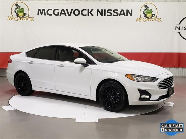 2019 Ford Fusion SE Rockwall TX