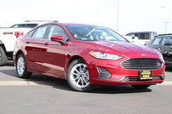 2019_Ford_Fusion_SE_ Roseville CA
